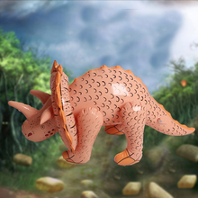 Blow Up Toy Children Inflatable Stegosaurus Dinosaur Animal Modle for Kid Birthday/Halloween Party Supplies Decoration Balloon(China (Mainland))