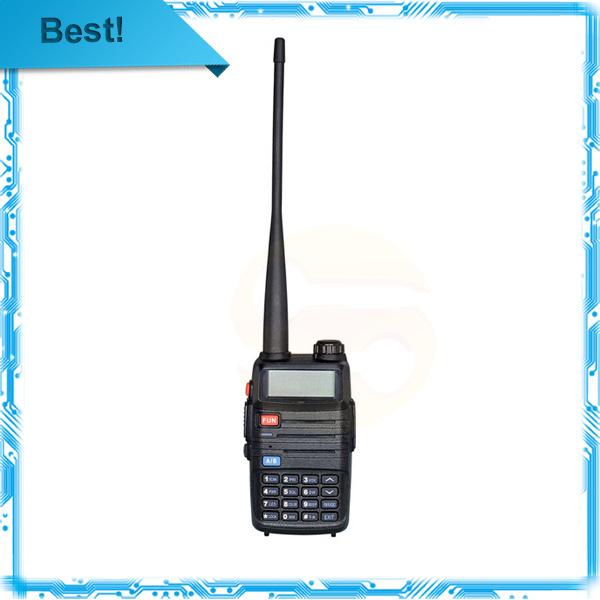 2Unit/lotNew arrive black TYT TH-UV8R 2 way radio136-174&400-520MHz walkie talkie 7W Dual Band Radio Handheld Tranceiver TH-UV8R(China (Mainland))