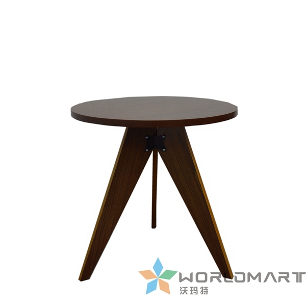 nut brown round table coffee tables dining table dinning table(China (Mainland))