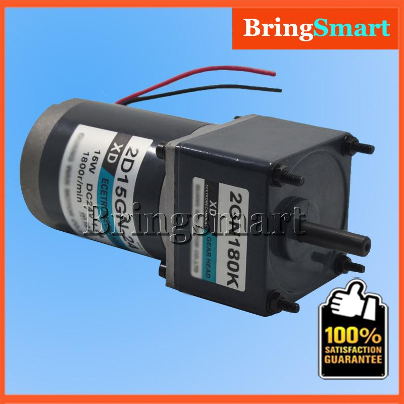 2d15gn 24 12 volt dc gear motor 24v dc electric motor for 12 volt gear motor