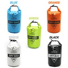 HITORHIKE 10L Durable Ultralight Muitifunctional Outdoor Travel Kit Rafting Camping Hiking Swimming Waterproof Dry Bag(China (Mainland))
