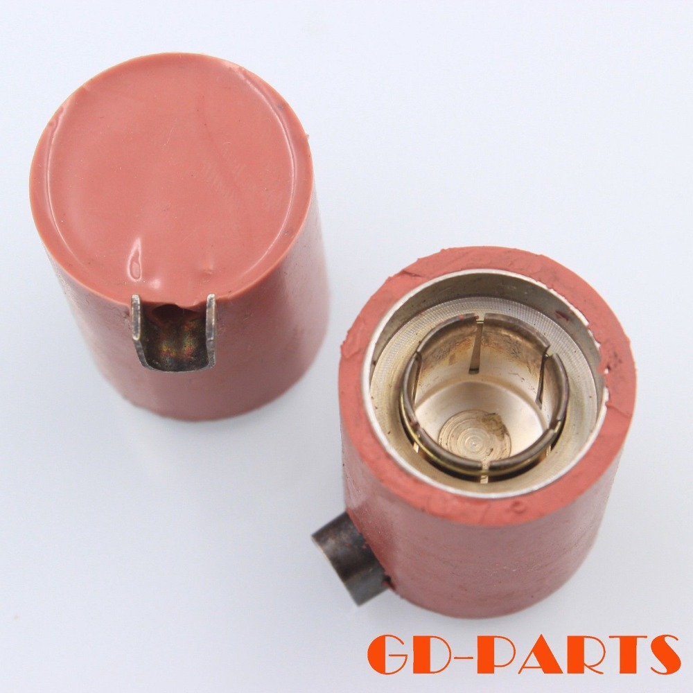 1PC Vintage Vacuum tube anode cap hat for FU33 833A FU-33 FU5 805 Hand made  <br><br>Aliexpress