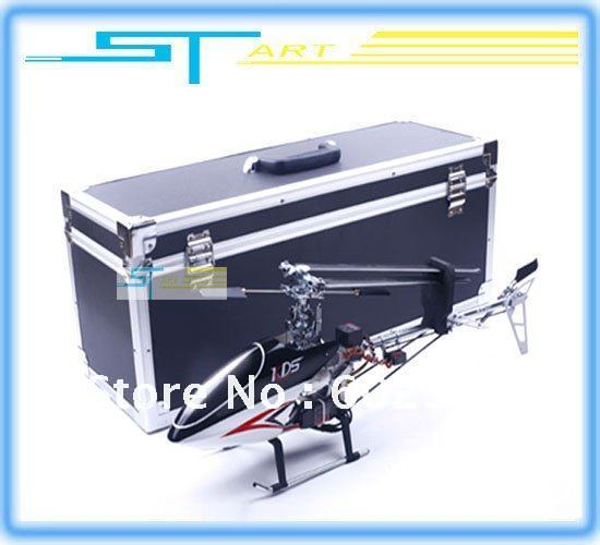 KDS 450C RTF Helicopter 6ch 7CH 2.4G 3D radio control 450 ready to fly KDS800 Gyro Alu case KDS450C Free Shipping fe toy hobbies(China (Mainland))