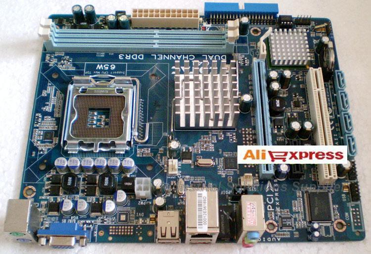 Фотография G41 motherboard integrated graphics support e8400 pure DDR3