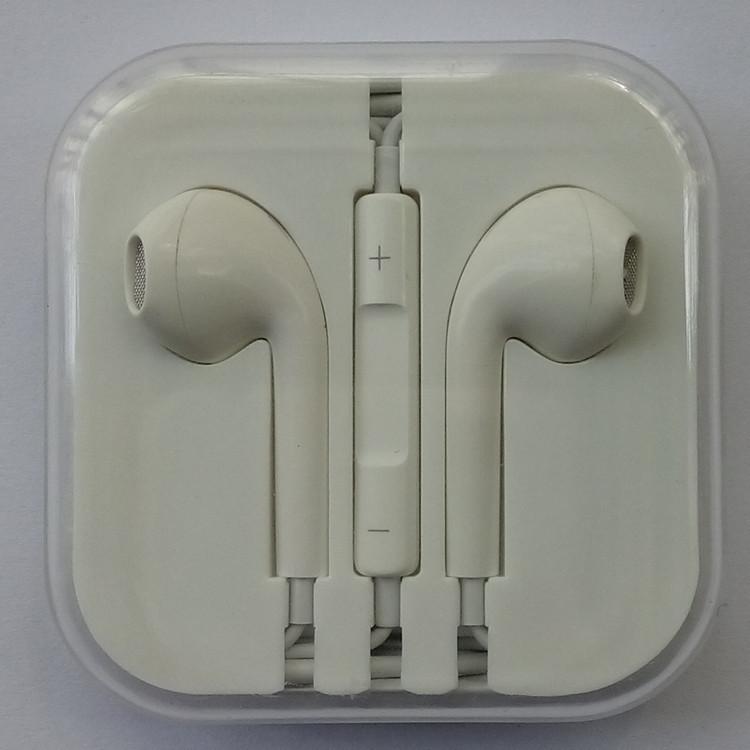High Quality Original Genuine Earphone Headsets Headphone Earpiece for IPHONE 4 4S 5 5S 6 Plus
