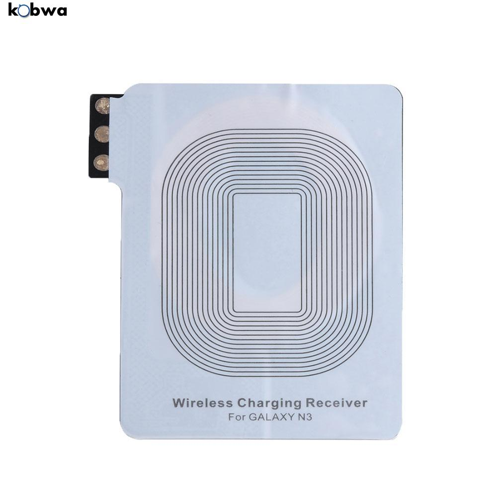 Mogoi Qi Wireless Chargering Standered Itian Slim Wireless Charging Receiver Patch Module for Samsung Note3(China (Mainland))