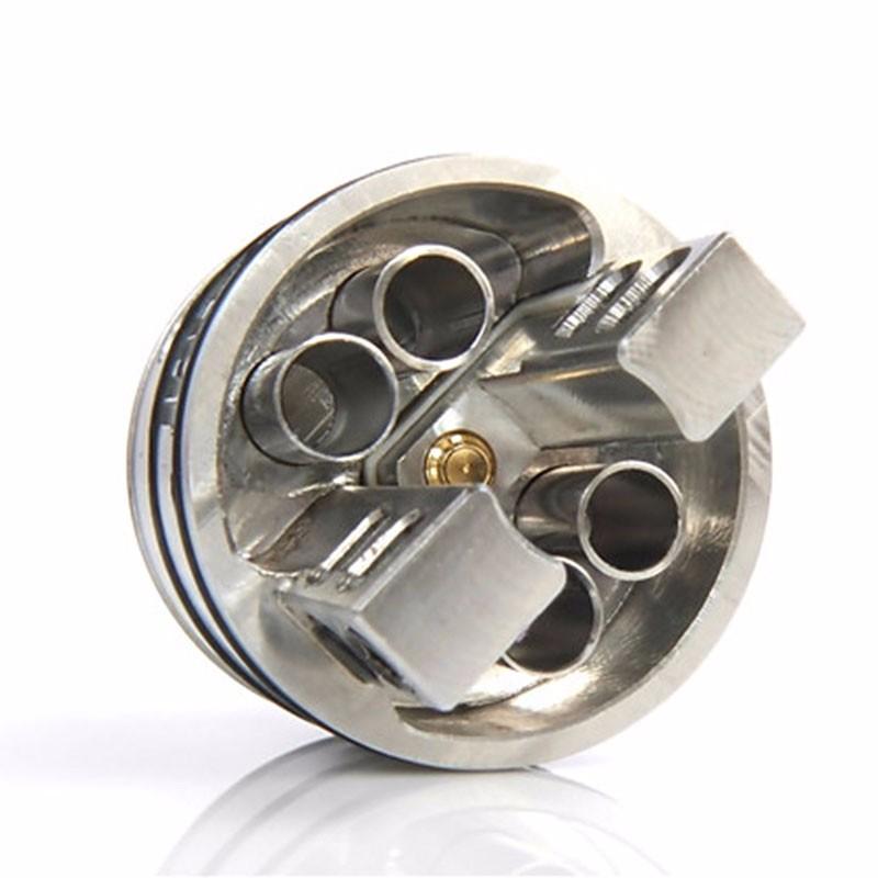 ถูก สึนามิRDAเครื่องฉีดน้ำไหลเวียนของอากาศที่สามารถปรับด้วยความเร็ว-สไตล์ดาดฟ้าถังบุหรี่อิเล็กทรอนิกส์เครื่องฉีดน้ำ22มิลลิเมตร