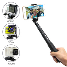 BlitzWol Ultimate 4 Button Bluetooth Extendable Aluminium Selfie Stick Monopod