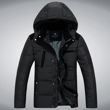 2014 New Coats Jackets Winter Men Males Thickening 90% White Duck Down Warm Thermal Fashion Business Down Jackets Coats