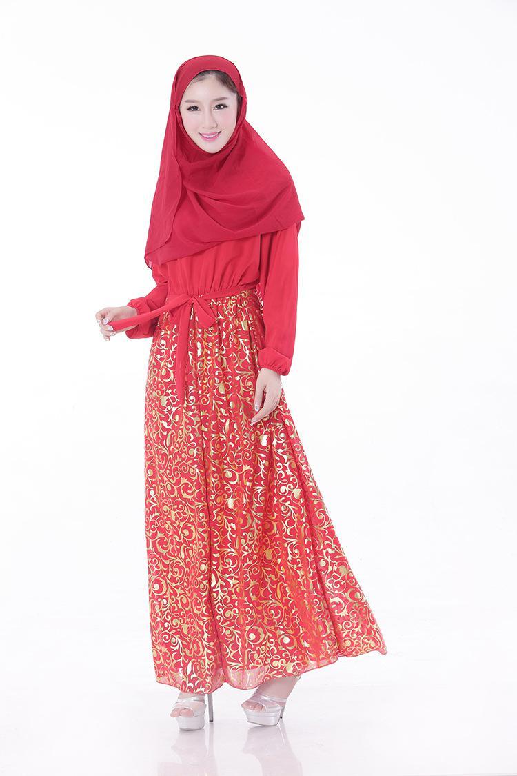 Мусульманская одежда из Китая