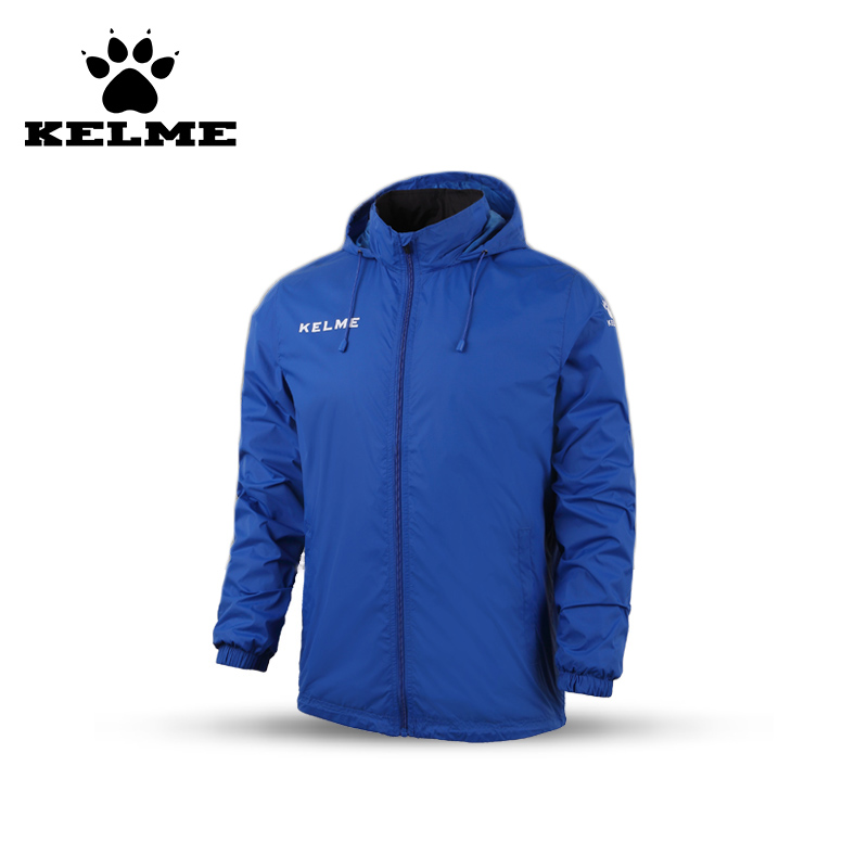 KELME 2016 Kids Survetement Football Enfant Stitched Windproof Youth Soccer Jacket Quick Dry Jersey Winter Hoodie Sportswear 08(China (Mainland))