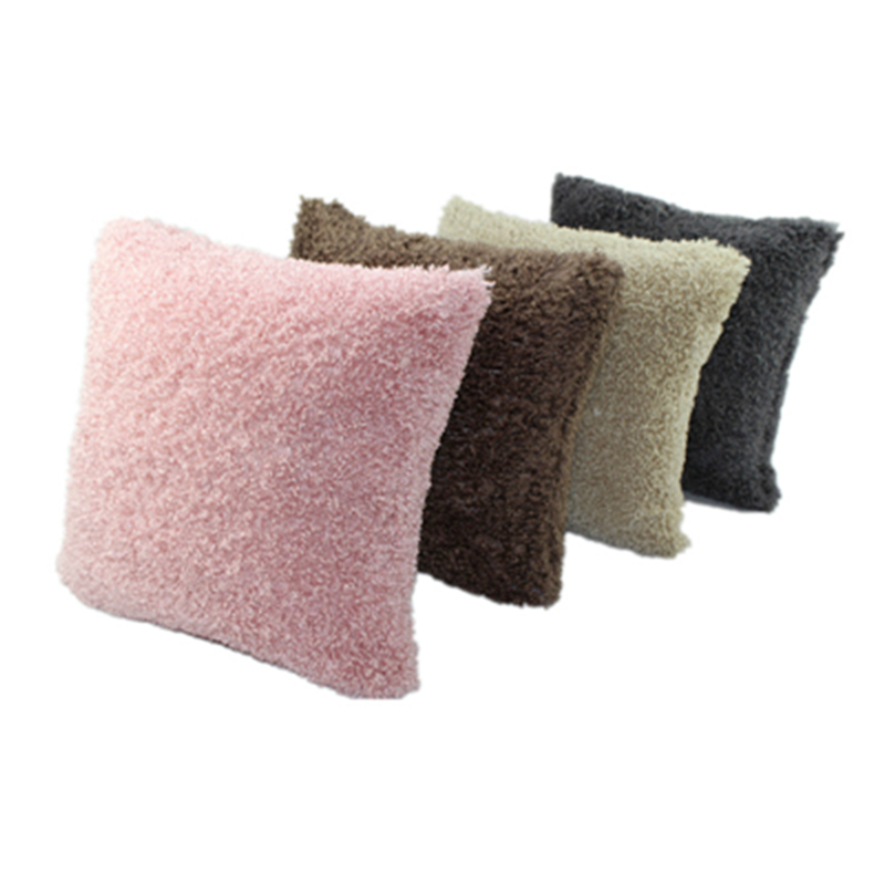 In Expensive Throw Pillows : Cheap New Product Pure Soft Plush Faux fur Wholesale Decorative Cushion Cover Throw Pillows For ...