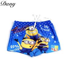 2016 Summer Children s kids swimming trunks Character Captain athletic shorts short pants boys de bain