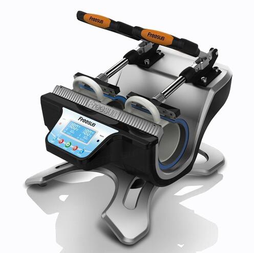 Купить Бесплатная доставка 3d машина давления жары ST-210 Автоматический 3D Сублимации Машина Кружка пресс машина печатная машина для кружки