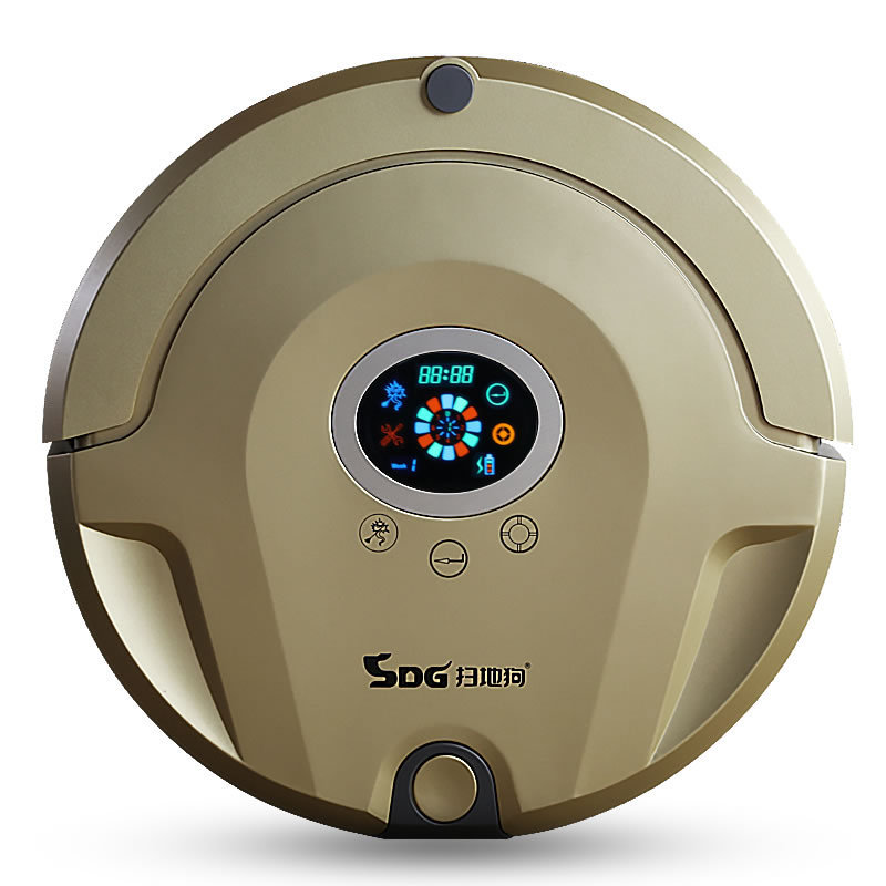 Dogs sweeping robot intelligent vacuum cleaner sweeping S500(China (Mainland))