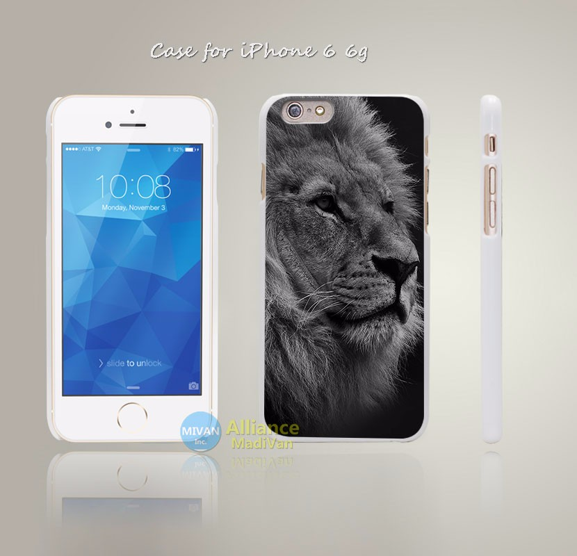 mu48 national geographic nature animal lion Style Hard White Case Cover Coque for iPhone 4 4s 4g 5 5s 5g 5c 6 6s 6 6s Plus