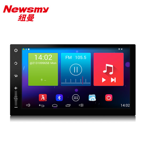 Newsmy NR3001 Android 4.4 Quad Core Car DVD 7 inch For FORD CADILLAC GMC MITSUBISHI AUDI BUICK Mitsubishi With DDRIII 2GB RAM(China (Mainland))