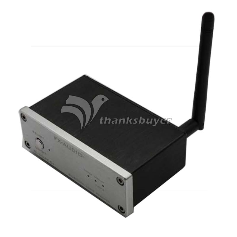 FX-AUDIO Fidelity HIFI Lossless Bluetooth Audio Receiver Fiber Coaxial Output Can Be Connected to A Pure Digital Amplifier White(China (Mainland))