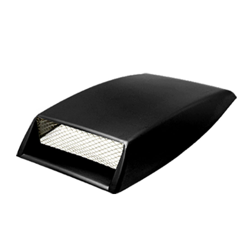 EDFY Amico Car Hood Scoop Universal Air Flow Vent Black with Mesh<br><br>Aliexpress