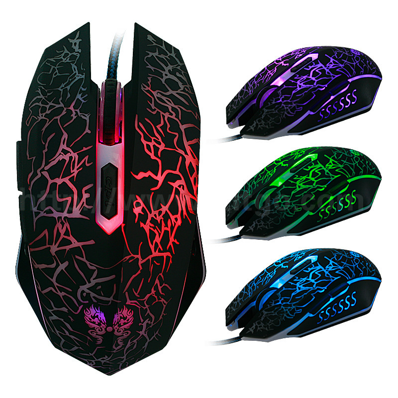 2015 Mouse. 2.4Ghz Adjustable 2400DPI Optical Wired Gaming Game Mice Mouse For Laptop PC<br><br>Aliexpress