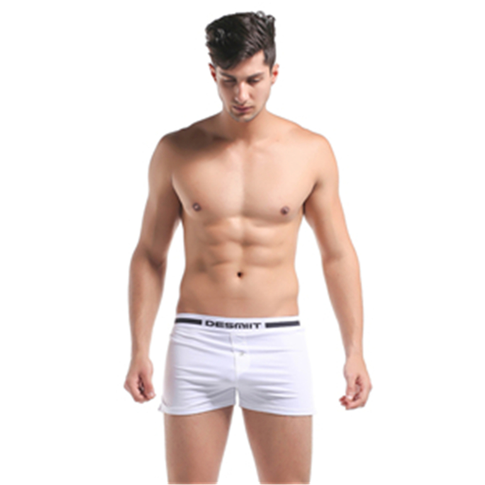 Hot new arrival Stylish Men Underwear Soft Cotton Boxers Underpants Boxer Shorts Pants M-XXL(China (Mainland))