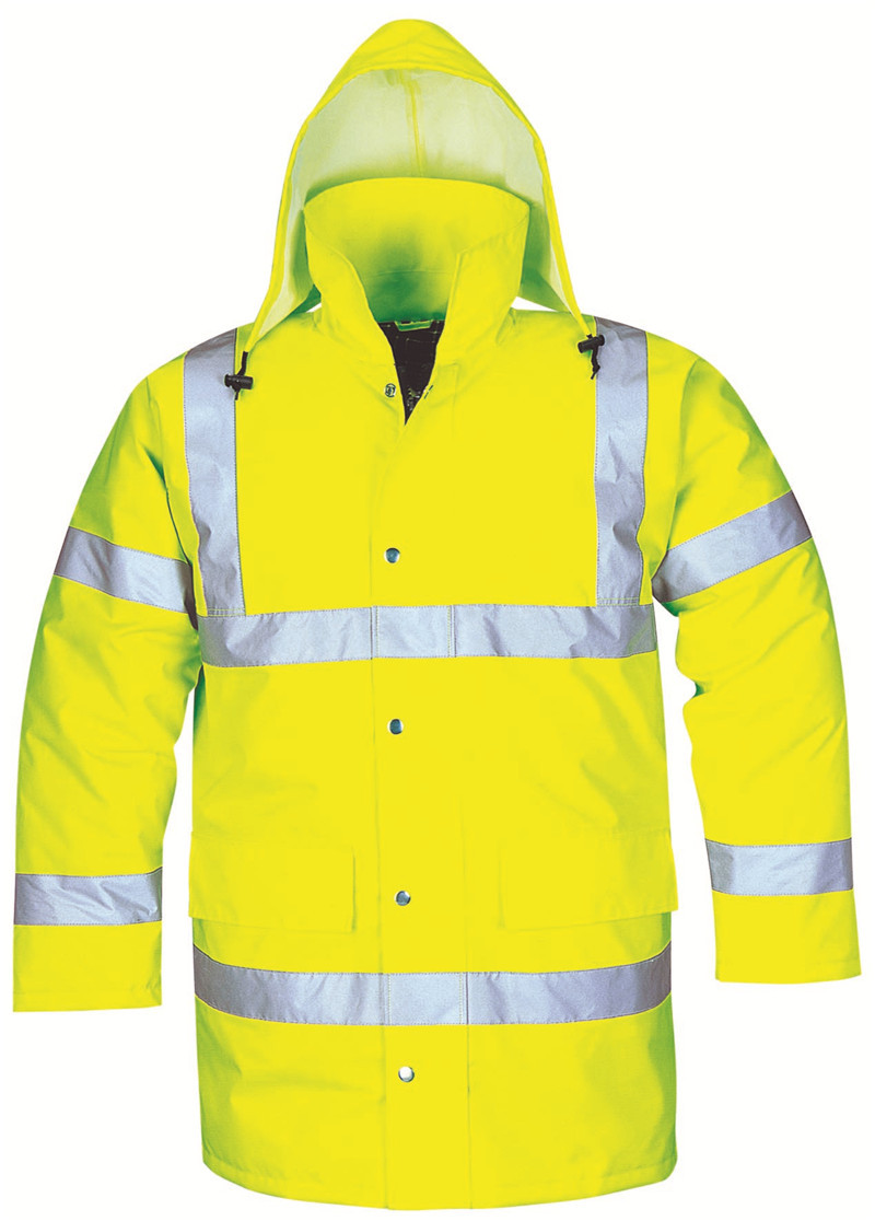 1x roadway safety reflective work clothing