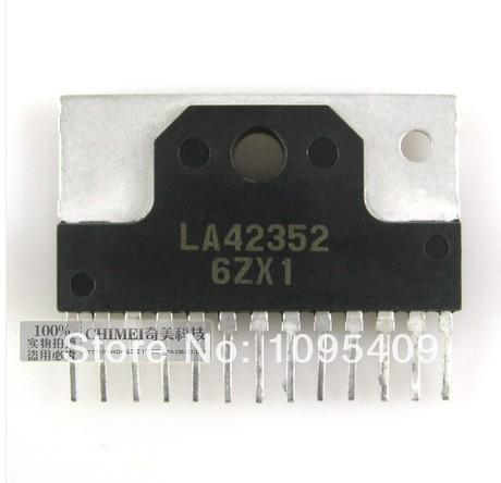 Free Shipping Original LA42352 audio amplifier IC audio IC chip TV Parts(China (Mainland))