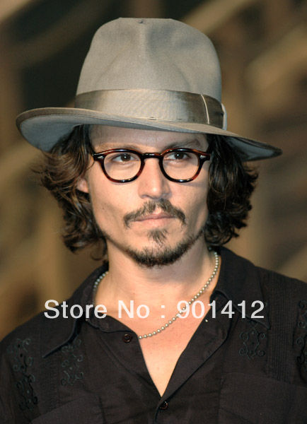 Glasses Frames For 60 Year Old Man : free shipping Retro Vintage Johnny Depp original ...
