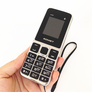 Новый 3 Sim карты 3 в режиме ожидания оригинал ADMET телефон A999 дешевый сотовый телефон факел вне fm-mp3-плеер Bluetooth камера русская клавиатура