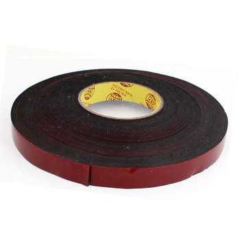 Vehicles Car 20mm x 30M Foam Double Side Self Adhesive Tape Decoration Roll