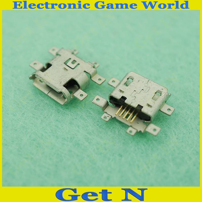 Original New Port for Moto Droid X MB810 Tail Charging Jack Connectors USB Power Sockect 30pcs/lot<br><br>Aliexpress