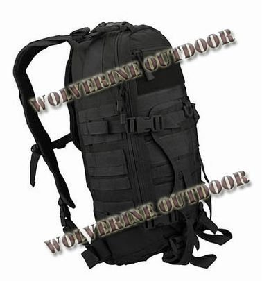 TAD EDC Style Pack Tactical Molle Assault Backpack Black 83022 (Outdoor Bag Military Backpack)
