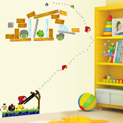 aliexpress com buy cute nursery wall decals removable cheap wall sticker kits