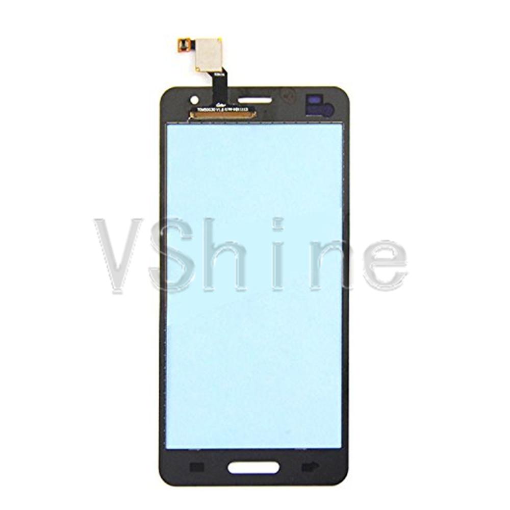 Здесь можно купить  wholesaleBlack 10Pcs/lot Phone Touch Screen Panel For LG Optimus F220 Optimus, Glass Lens Digitizer Replacement with free ship  Телефоны и Телекоммуникации
