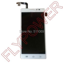 For coolpad X7 8690 lcd screen display+touch screen digitizer assembly by free shipping;