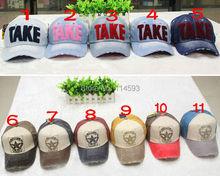 Fashion Korean baseball cap sun-shading hat women's summer sun hat sport casual(China (Mainland))