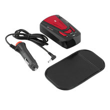 GPS Radar Detector 16 Band X K NK Ku Ka Laser VG-2 V7 LED Display Red New YKS