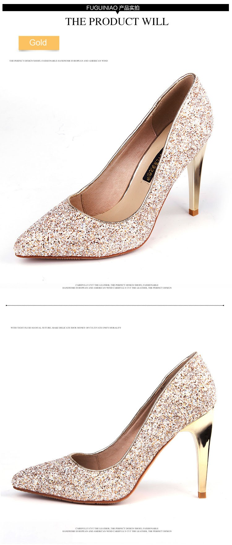 2015 New Arrival Fashion Casual Genuine Leather Women Pumps Thin High-heeled Shoes Pointed Toe Sexy High Heels Female Shoes ZK15