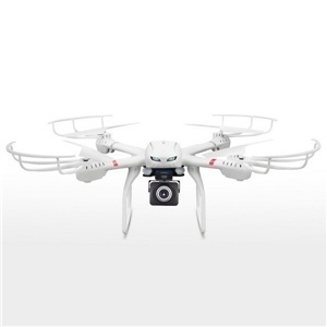 MJX X101 With C4005 or C4008 Cemera FPV Real Time Aerial Camera 6-Axis Gyro Headless Mode One Key Return FPV RC Quadcopter toys