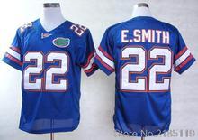 Florida Gators #22 Emmitt Smith 2016 New Style Cheap College Jersey(China (Mainland))