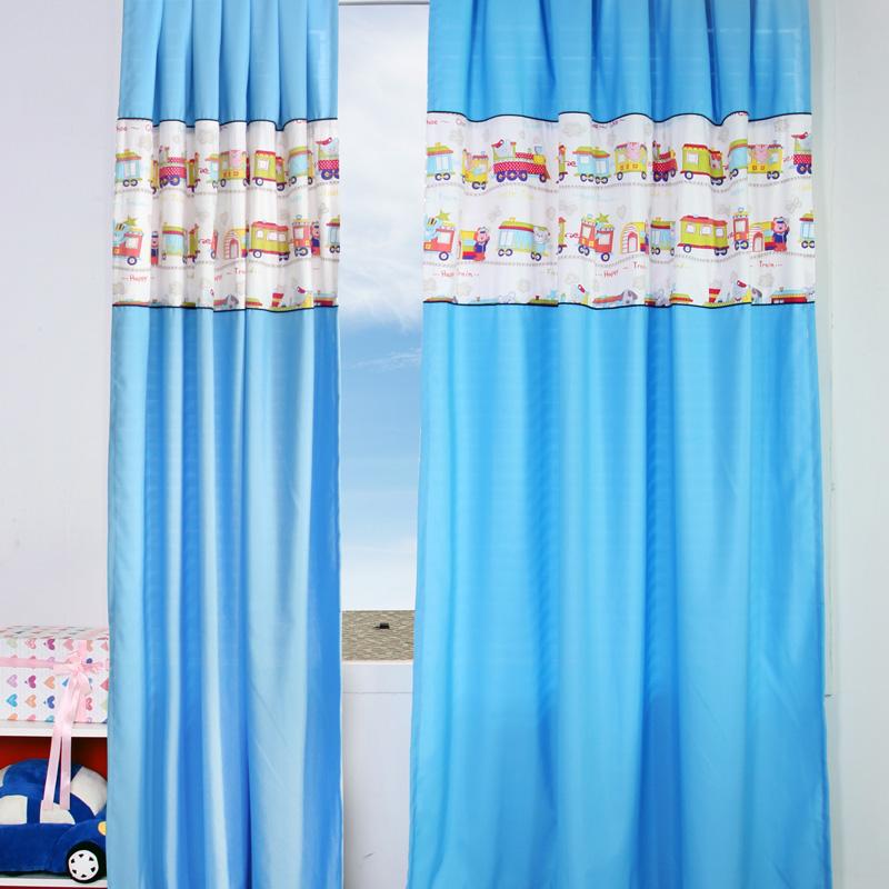 Acquista all 39 ingrosso online tende blu per la camera dei - Tende per camera ragazzo ...
