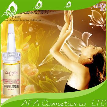 Чистый коллаген жидкость загрузка комбинация отбелевающий увлажняющий против морщин увлажняющий укрепляющий кожу