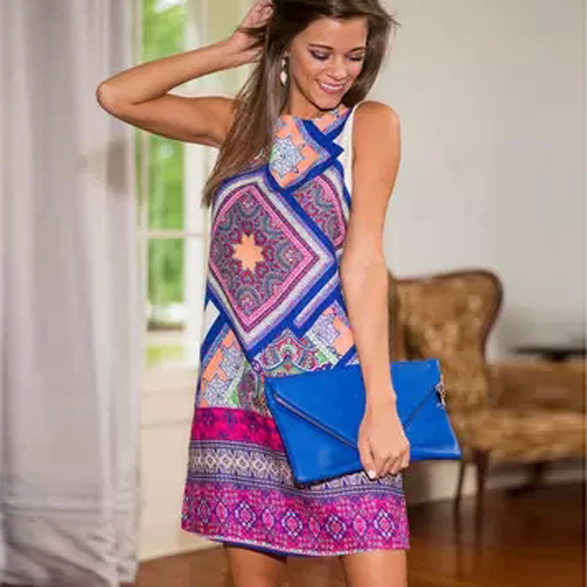 Женское платье Dress shirts 2015 o  summer dress женское платье summer dress 2015cute o women dress