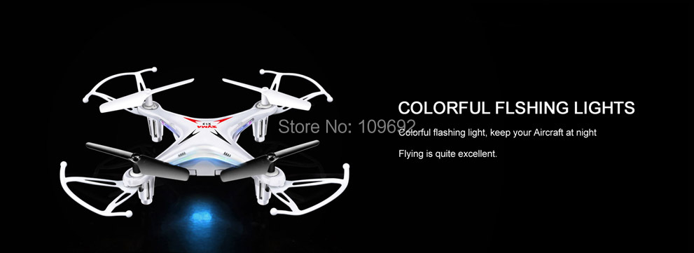 Free Shipping 100% Original SYMA X13 Storm Mini RC Quadcopter 2.4G Drone 6-Axis Headless Helicopter Toys Gift VS H22 H21 H8 Mini