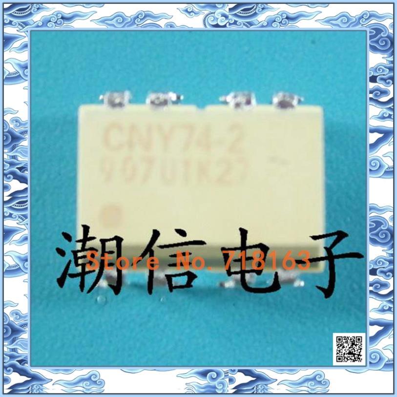 10 ШТ. CNY74-2 [DIP] DIP-8 оригинальный Бренд акции Нью- 10 шт ob2269cp [sop 8] оригинальный бренд акции нью