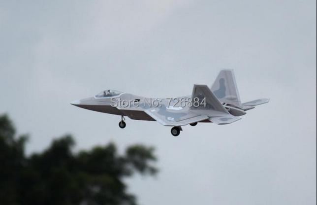 Electric rc jet plane Freewing F22(China (Mainland))
