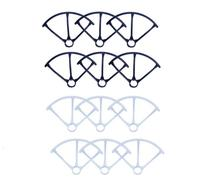 MJX X800 2.4G RC quadcopter RC Drone spare parts Propeller prop Protective Guards 3sets=18pcs/lot free shipping