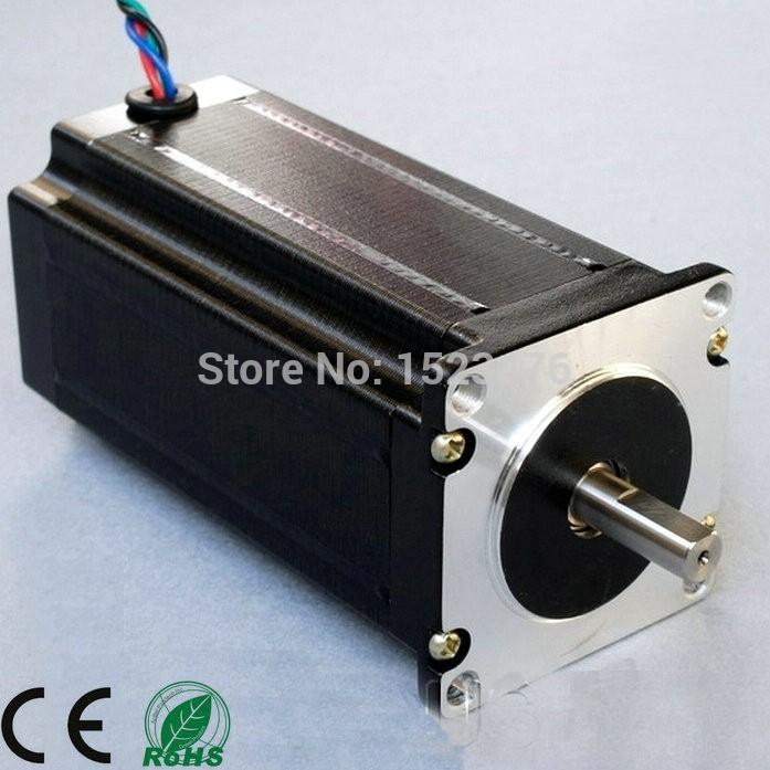 57HS112-3004-01-NEMA23-4-8V-36w-2-phase-High-torque-28kg-cm-8mm-shaft-Single