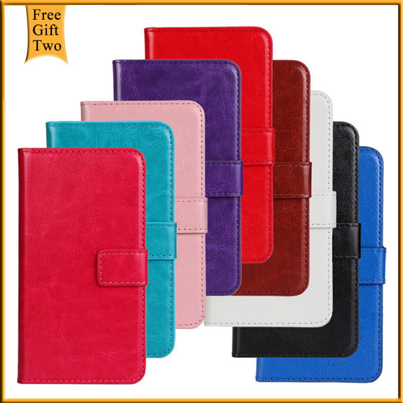 Retro PU Leather Case For LG Optimus L7 II Dual Phone Bag Cover Luxury Wallet Stand One SIM Card Phone Cases for LG L7 II P713