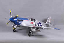 Buy FMS RC Airplane 1400MM / 1.4M P51 / P-51 B Mustang Snoot's Sniper SS Blue Newest version PNP Big Scale Gaint Warbird Model Plane for $379.99 in AliExpress store